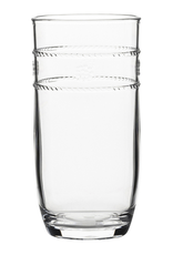 Juliska Isabella Clear Acrylic Large Beverage