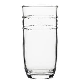 Juliska Isabella Clear Acrylic Large Beverage