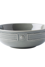 Juliska Berry & Thread French Panel Grey Coupe Bowl