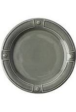 Home Berry & Thread French Panel Stone Grey Dessert/Salad Plate