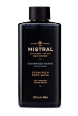 Mistral, LLC Cedarwood Marine Men's Body Wash