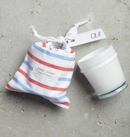 Mer Sea OUI! 7oz Striped Bagged Candle