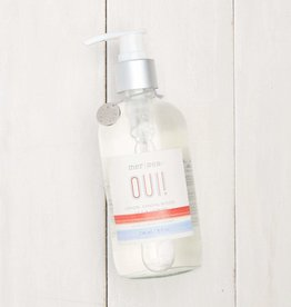 Mer Sea OUI! 8oz Glass Hand Soap