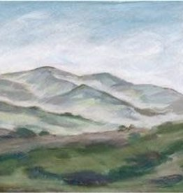 Home Foggy Mountain 24 x 30