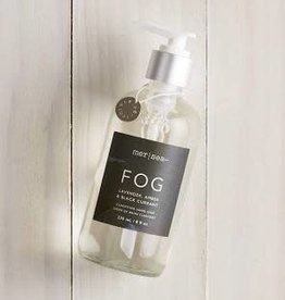 Mer Sea Fog 8oz Glass Hand Soap