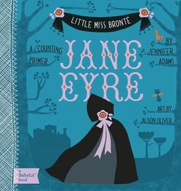 Gibbs Smith Little Miss Bronte Jane Eyre