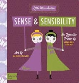 Gibbs Smith Little Miss Austen Sense & Sensibility