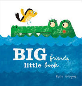 Gibbs Smith Big Friends, Little Book
