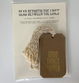 Gifts Good Things Happen Gift Tags