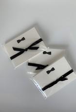 Ancesserie Black Tie Petite Cards - Pack of 10
