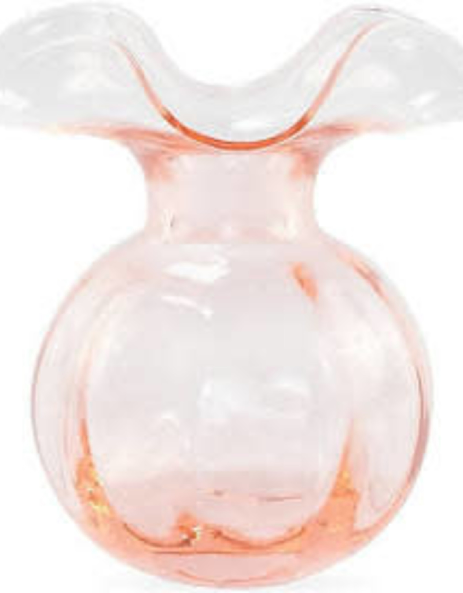 Vietri Hibiscus Bud Vase - Pink
