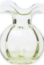 Vietri Hibiscus Bud Vase - Green
