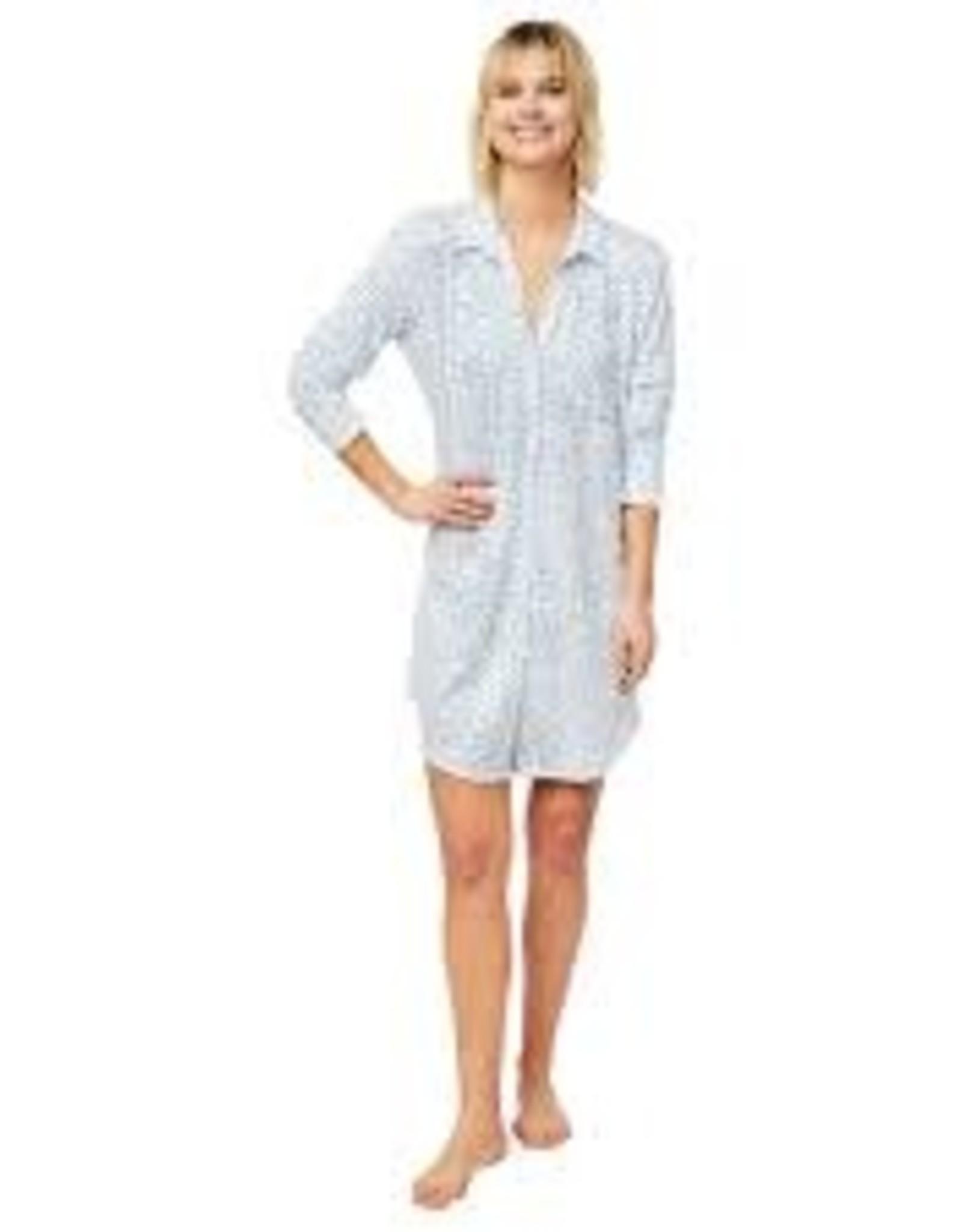 The Cat's Pajamas Pima Knit Pajamas