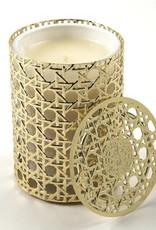 Home Veranda Cane Candle