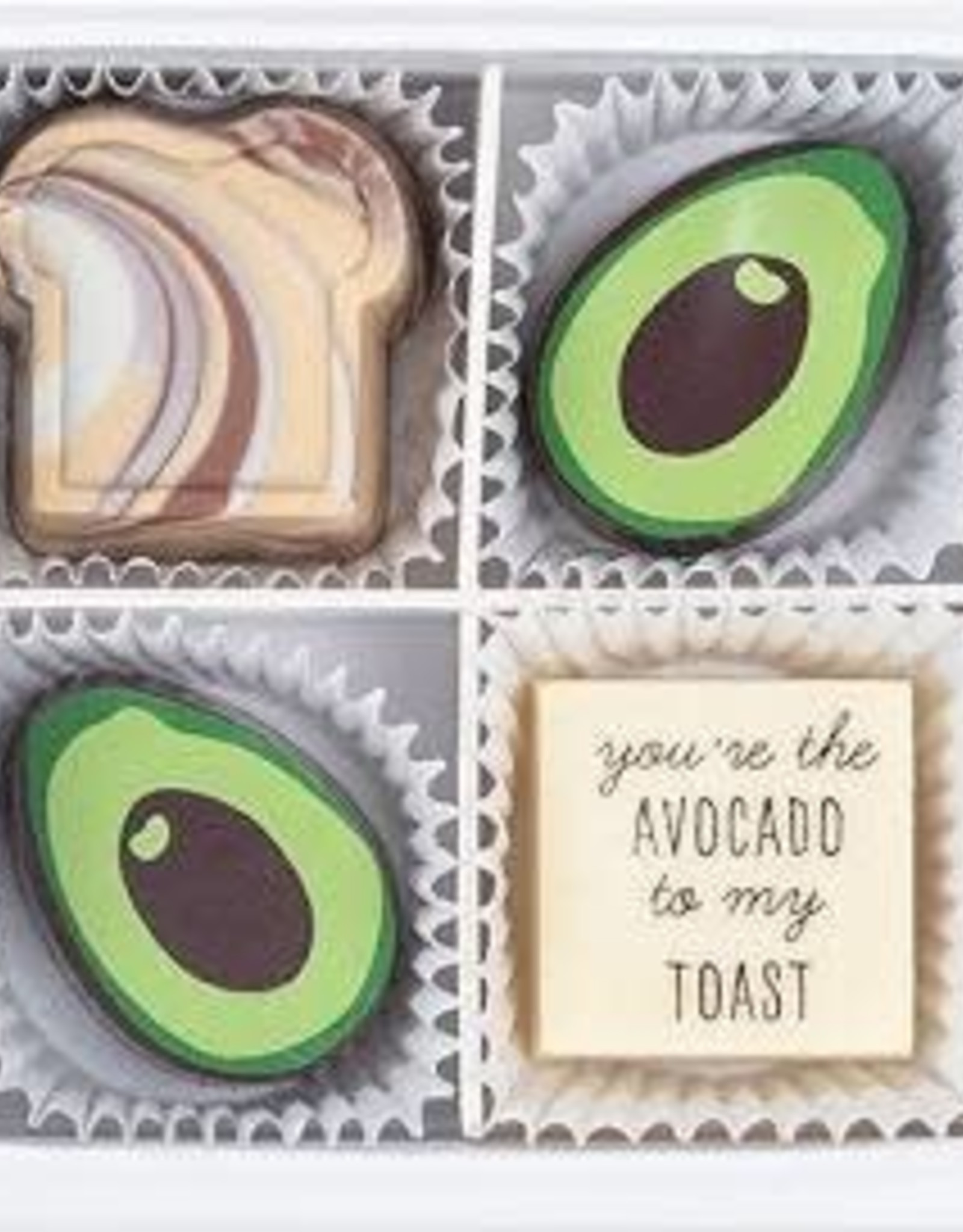 Maggie Louise Confections Avocado  Toast