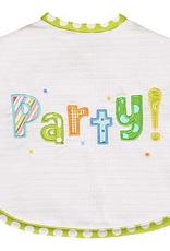 Gifts Monogrammable Celebration Velcro Bib