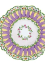 Hester & Cook Die Cut Peeps China Placemats - Set of 12