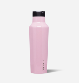 Corkcicle 20oz Gloss Rose Quartz Canteen