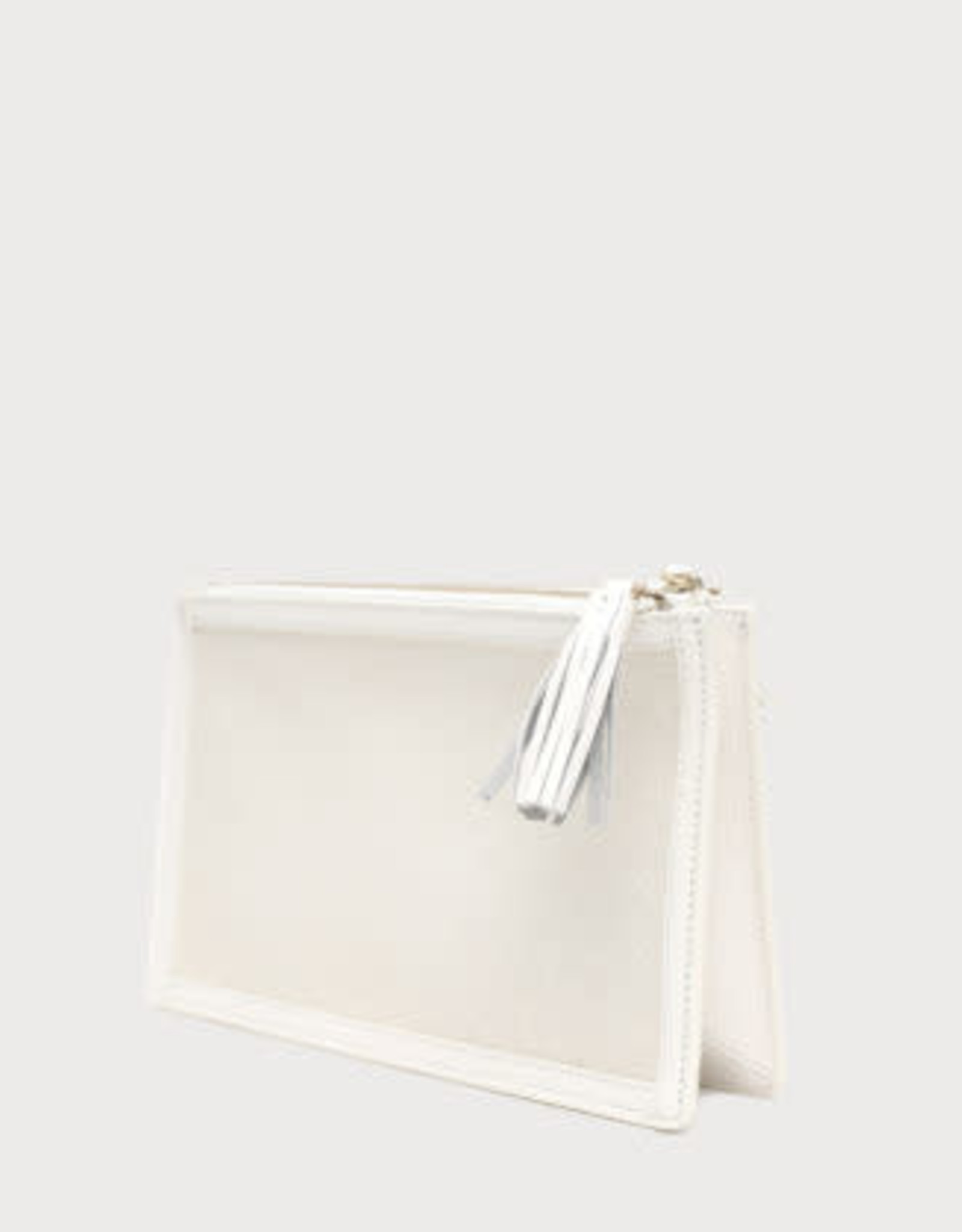 Neely & Chloe Double Zip Shoulder Bag