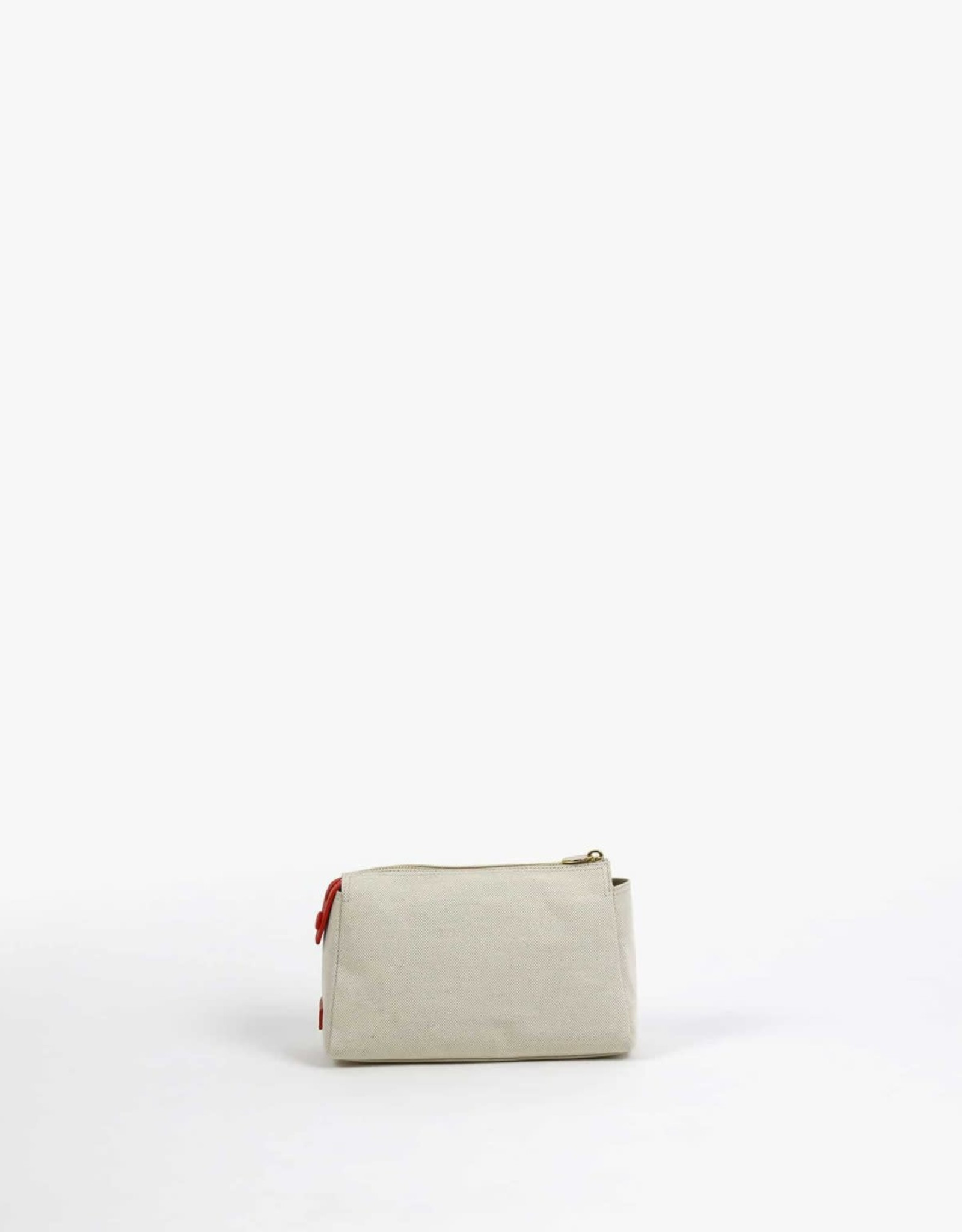 Neely & Chloe Canvas Pouch