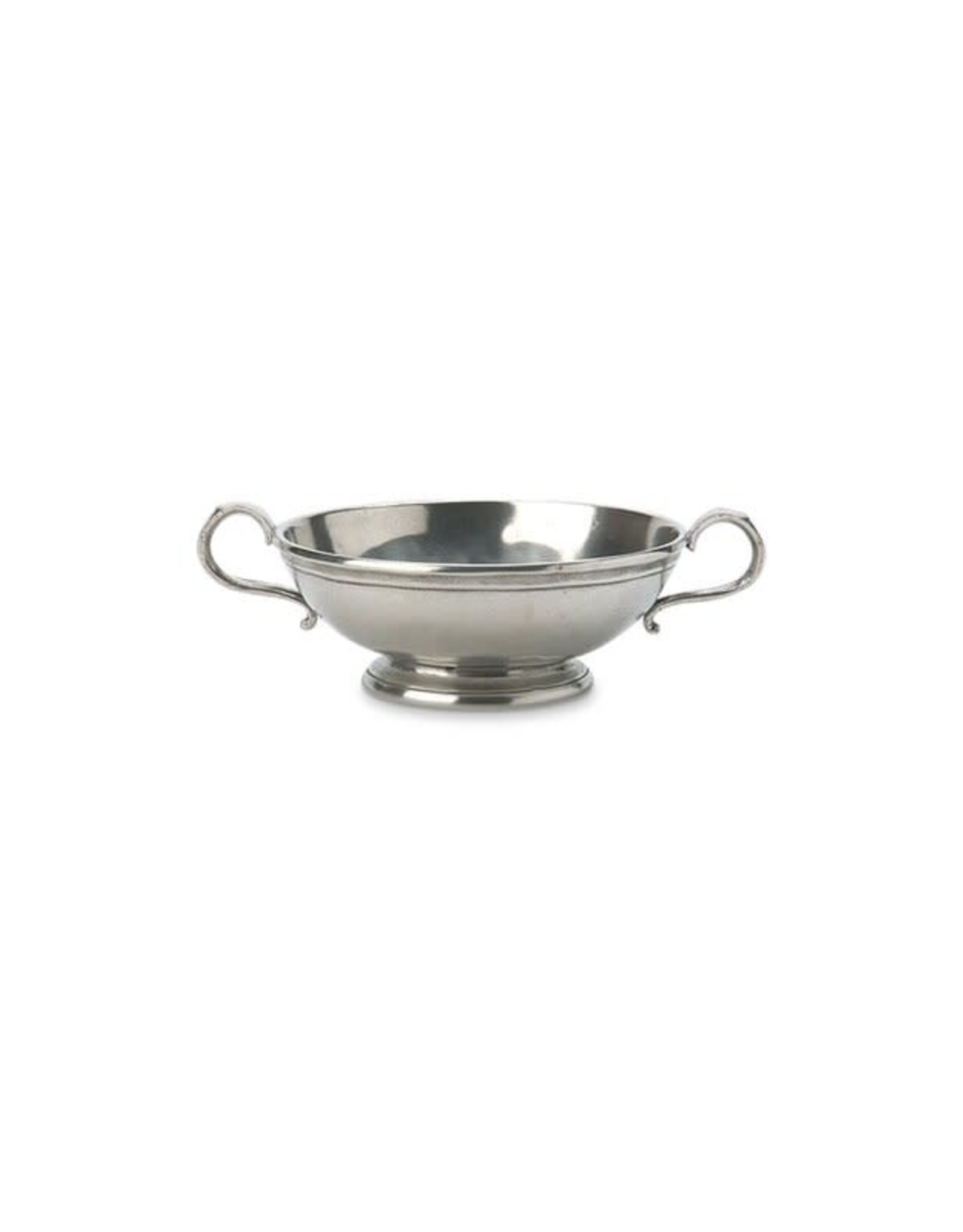 Home Low Footed Bowl with Handles, Small