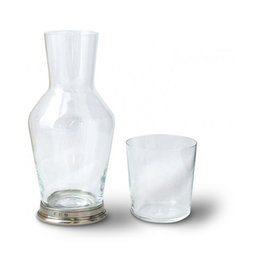 Match Bedside Carafe and Tumbler