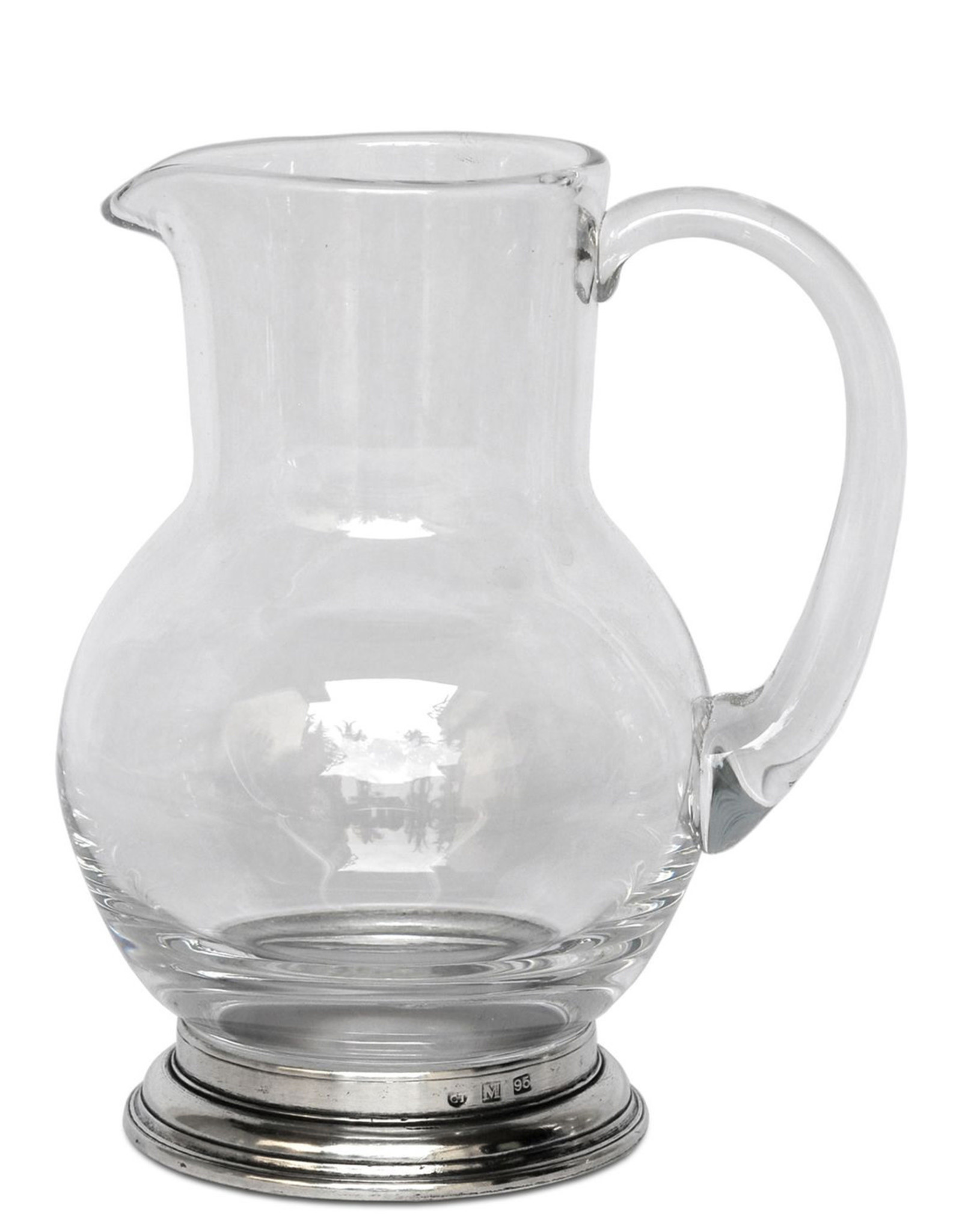 Home Glass Pitcher, 1/4 Litre