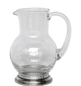 Home Glass Pitcher, 1/4 Litre