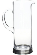 Home Martini Pitcher, Crystal