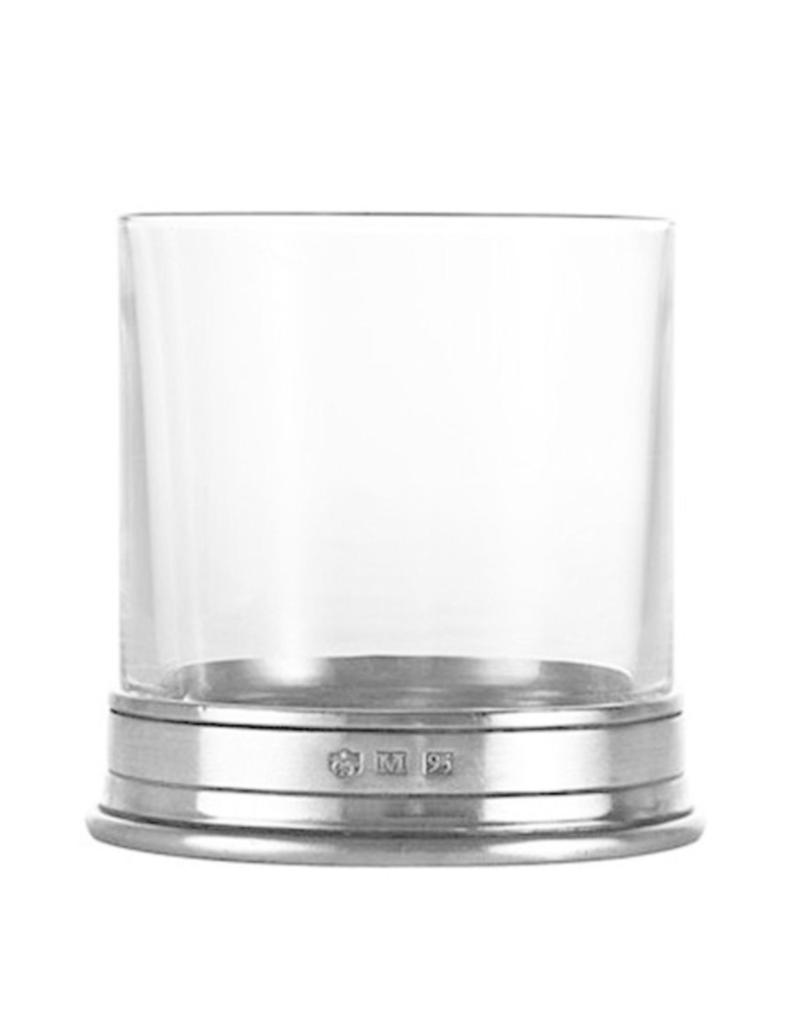 Match Double Old Fashioned Glass, Crystal