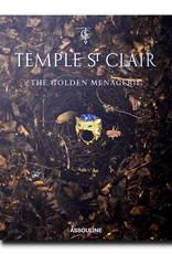 Assouline Golden Menagerie, Temple St. Claire