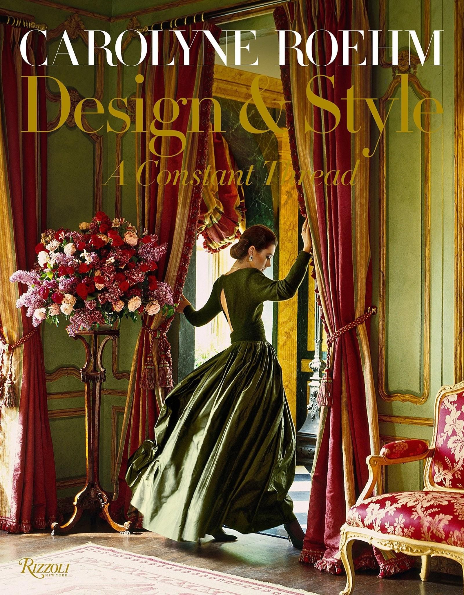 Home Carolyne Roehm Style & Design