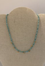 Wendy Perry Designs Finisterre Russian Amazonite Necklace