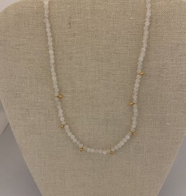 Wendy Perry Designs Finisterre Moonstone Necklace