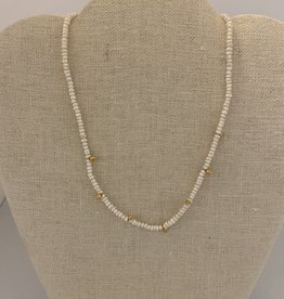 Wendy Perry Designs Finisterre Pearl Necklace