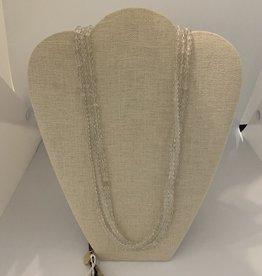 Wendy Perry Designs Taj White Topaz Necklace