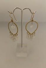 Wendy Perry Designs Gemma Moonstone Earring