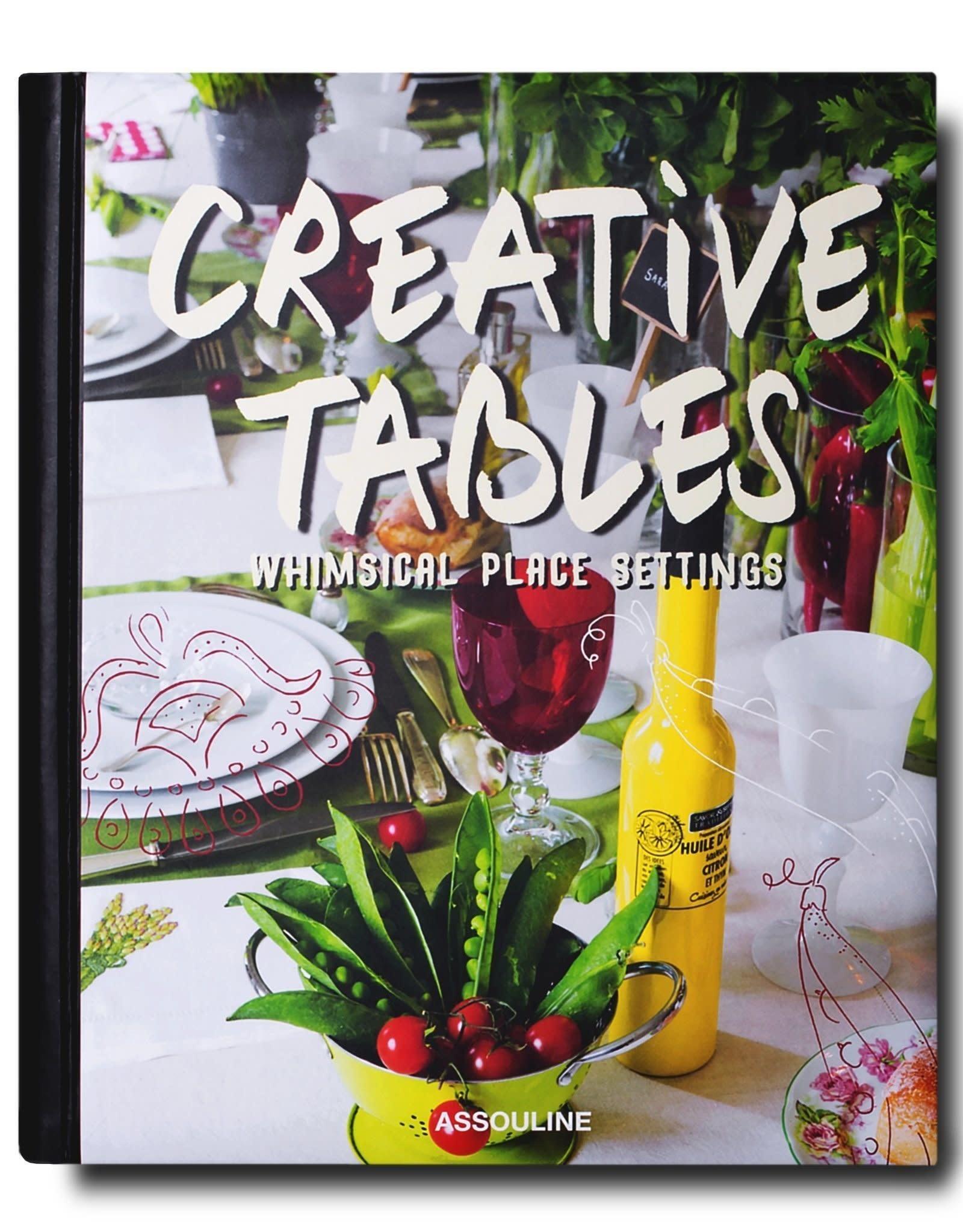 Assouline Creative Tables