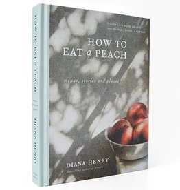 Home How to Eat a Peach