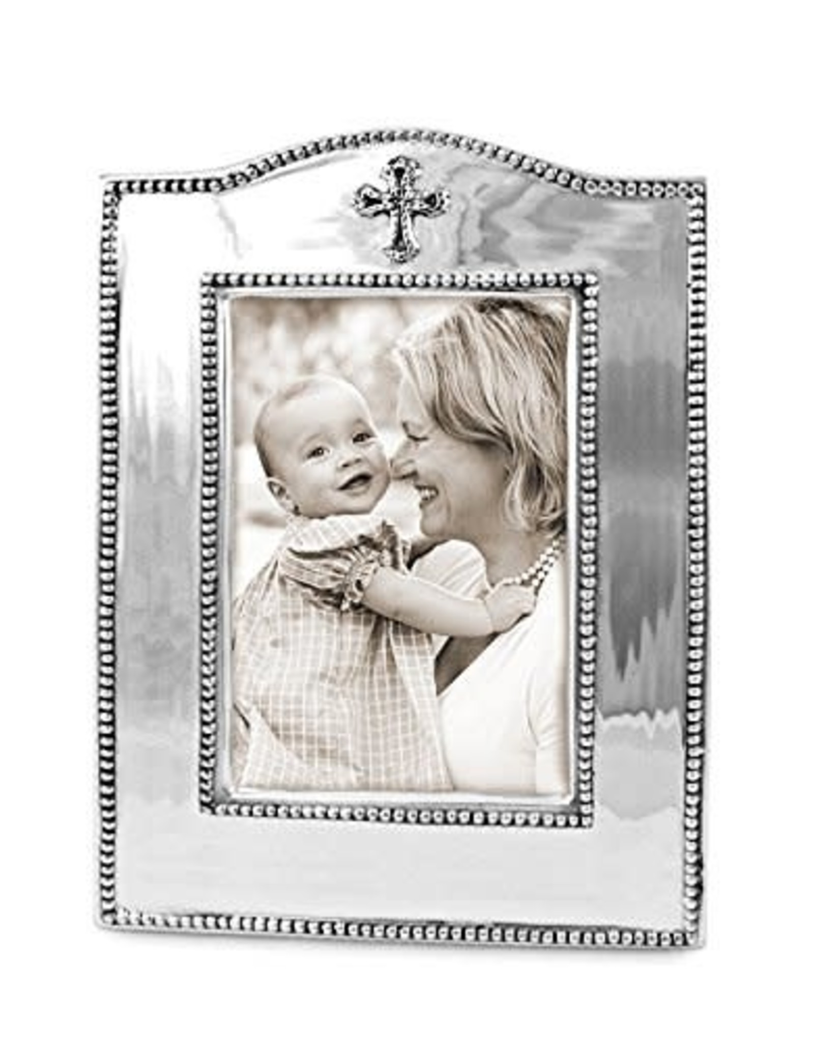 Gifts Baby Cross Frame, Vertical, 4x6
