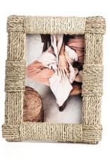 ZODAX Abaca Rope Frame - 5x7