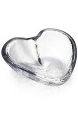 "Simon Pearce Highgate Heart Dish - 5"""