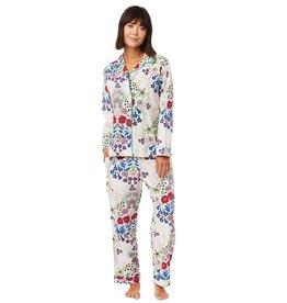The Cat's Pajamas Blossom Luxe Pima Pajamas