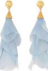 Brackish Allison Earrings - Goose Feathers