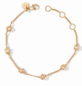 Julie Vos Penelope Delicate Bracelet Pearl