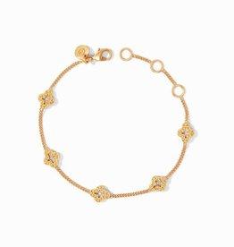 Julie Vos Florentine Demi Bracelet Gold