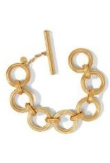 Julie Vos Barcelona Link Bracelet Gold