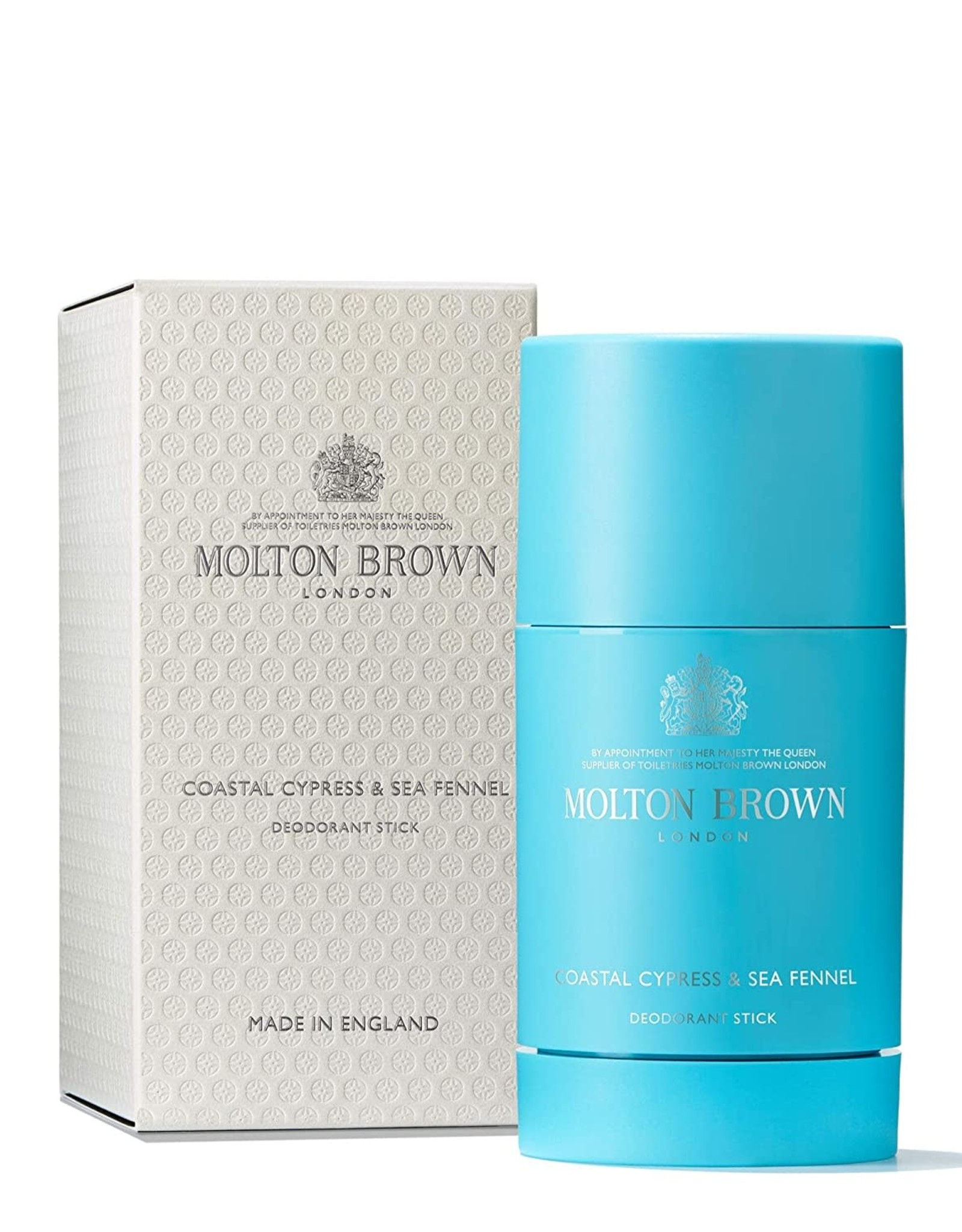 Molton Brown Coastal Cypress & Sea Fennel Deodorant Stick