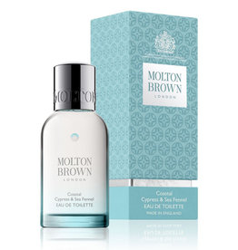 Molton Brown Coastal Cypress & Sea Fennel Eau de Toilette