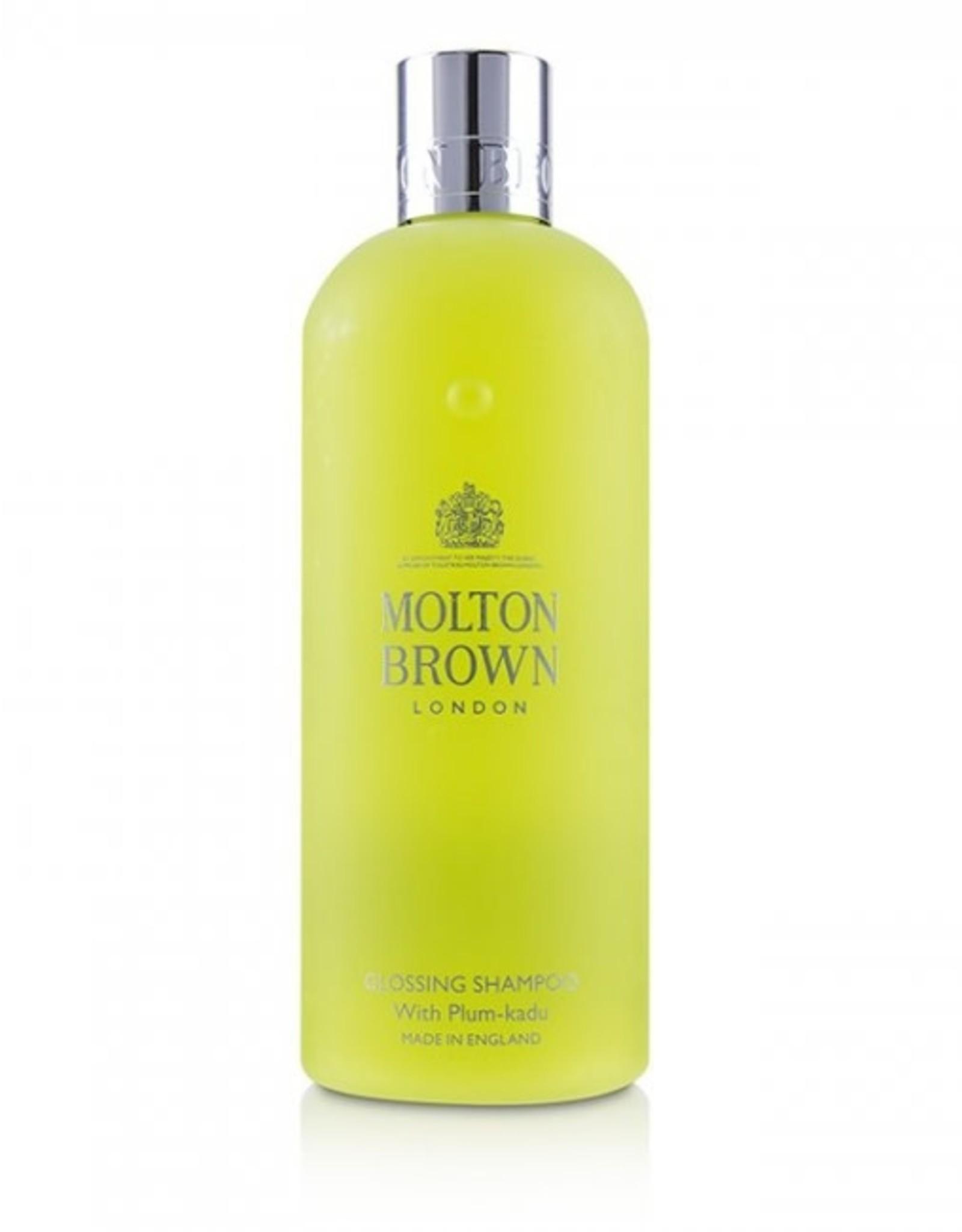 Gifts Shine-boosting Shampoo with Plum-kadu